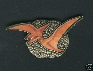 Pteranodon Lapel Pin
