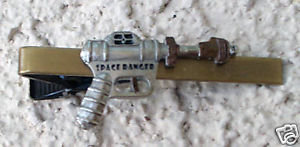BUCK ROGERS SPACE RANGER RAY GUN Tie Bar