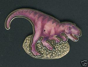 Allosaurus Lapel Pin