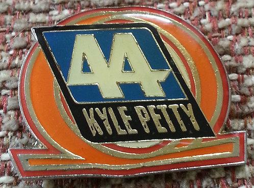 Hot Wheels NASCAR #44 / KYLE PETTY Lapel Pin