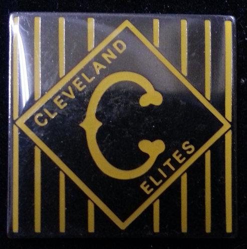 Negro League 1926 Cleveland ELITES Logo Lapel PIN