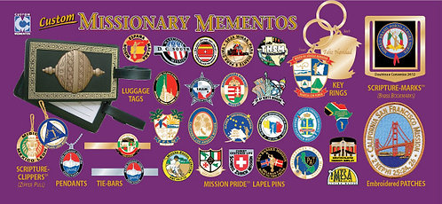 Missionary Mementos
