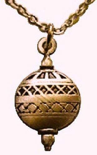 CM-4291DG - Liahona Pendant - Antique Gold Plate