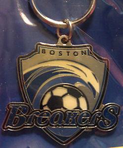 WUSA BOSTON BREAKERS Key Ring