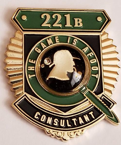 Sherlock Holmes / Consultant