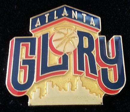 ATLANTA GLORY ABL Lapel Pin
