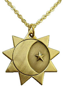 CM-3766DG - Three Degrees of Glory Pendant