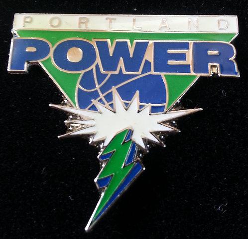 PORTLAND POWER ABL Lapel Pin