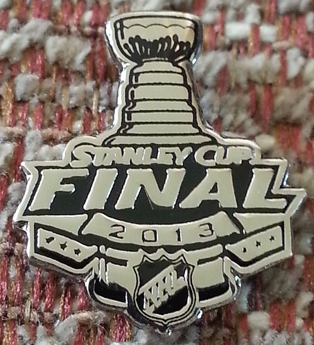 "NHL 2013 STANLEY CUP FINAL 5/8"" EXECUTIVE Pin"