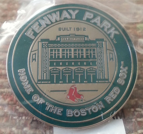 FENWAY PARK Home of the BOSTON RED SOX Lapel Pin