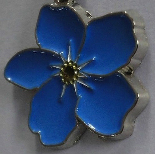 FORGET ME NOT FLOWER Lapel Pin