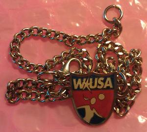 Women's United Soccer Association Ankle Bracelet