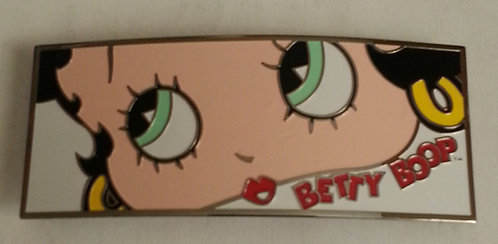 FULL COLOR BETTY BOOP French Clip - Hair Clip