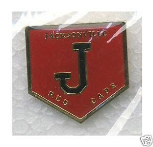 JACKSONVILLE RED CAPS Lapel Pin