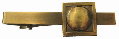 "CM-4908TB - Heaven & Earth ""Temple Symbol"" Tie Bar"