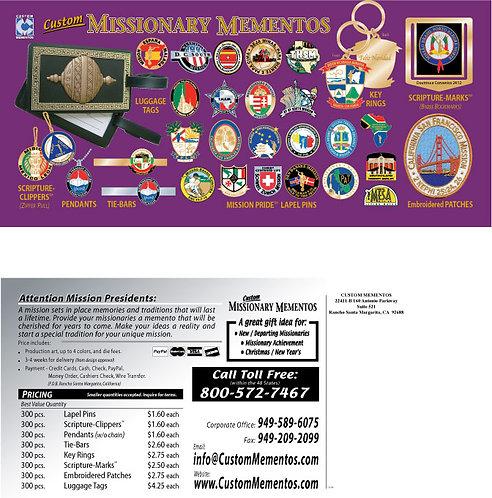 Mission Mementos
