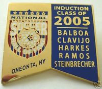 National Soccer HALL OF FAME 2005 Induction Pin
