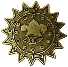 CM-4888 - Seal of the Twelve Apostles Lapel Pin