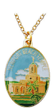 CM-4581-D - Newport Beach Temple Pendant