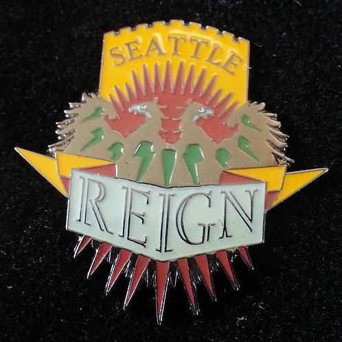 SEATTLE REIGN ABL Lapel Pin