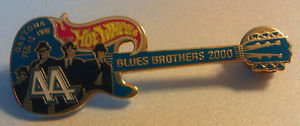 BLUES BROTHERS 2000 Guitar DATONA 500 LAPEL PIN