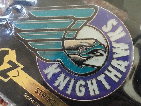 "Rochester Knighthawks 1-1/2"" Lapel Pin"