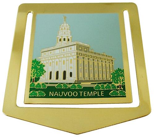 CM-4521 - Nauvoo Temple BRASS BookMark