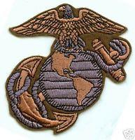 "US Marine Corps USMC 3"" CUT OUT CAMO PATCH"