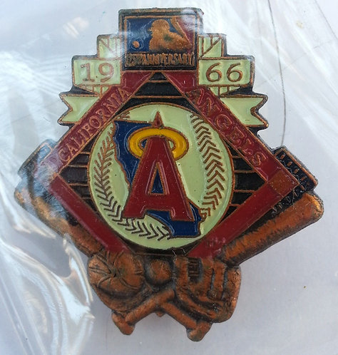 CALIFORNIA ANGELS 125th Anniversary of MLB Pin