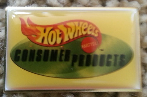 Hot Wheels CONSUMER PRODUCTS Lapel Pin