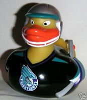 Rochester KNIGHTHAWKS Licensed Rubber DUCK