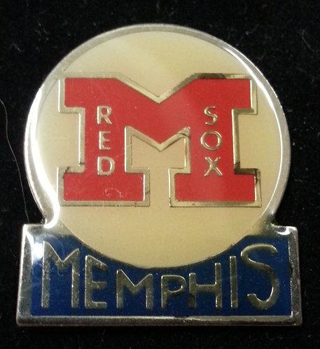 MEMPHIS RED SOX Lapel Pin