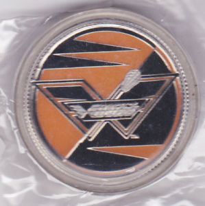Philadelphia WINGS Flipping Coin