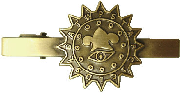 CM-4888TB - Seal of the Twelve Apostles Tie Bar