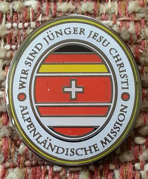 GERMANY ALPINE MISSION Lapel Pin