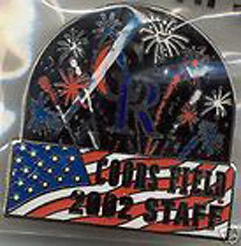 "COLORADO ROCKIES 2002 Coors Field ""STAFF"" Pin"