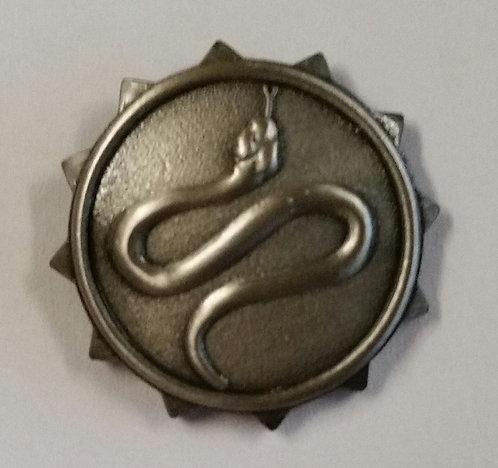 """Danite fraternal organization 3/4"""" Lapel Pin"""