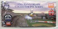 COLORADO ROCKIES Pin #6 of 10 Coca-Cola 2002 PIN