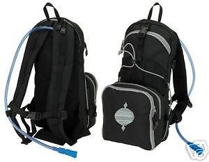 Missionary Black HYDRO BACKPACK Bag Travel