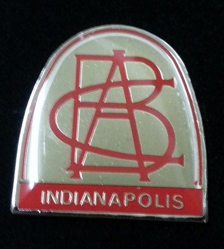 Negro League 1926 Indianapolis ABC's Logo Pin