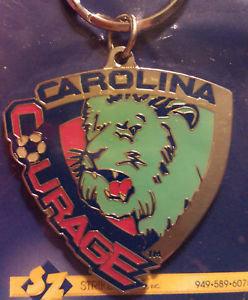WUSA CAROLINA COURAGE Key Ring