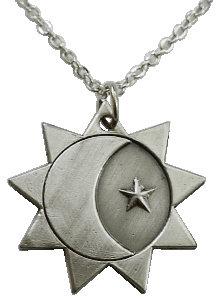 CM-3766DS - Three Degrees of Glory Pendant
