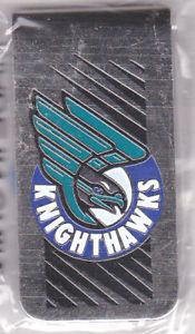 Rochester Knighthawks Money Clip