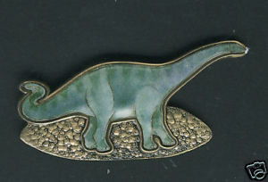 Apatosaurus (formerly known as Brontosaurus) Pin