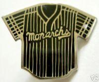 Kansas City MONARCHS 1924 ROAD Jersey Lapel Pin