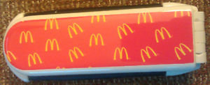 McDonald's Golden Arches Folding Brush & Mirror