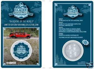 GLACIER NATIONAL PARK 1910-2010 CENTENNIAL COIN