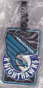 Rochester Knighthawks SportTag Luggage Bag Tag