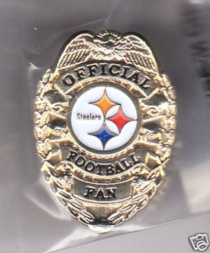 OFFICIAL PITTSBURGH STEELERS FOOTBALL FAN