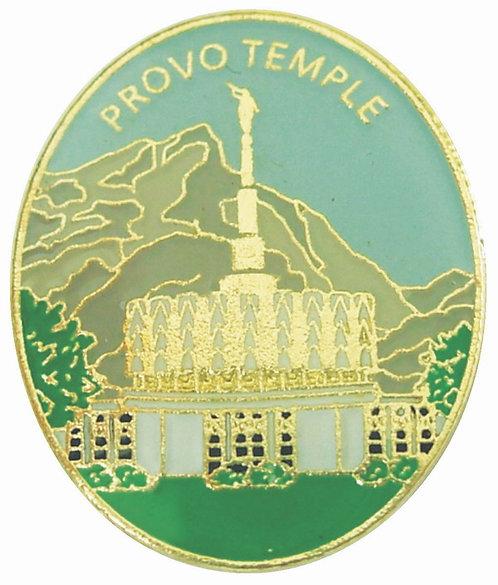 CM-4509 - Provo Temple Lapel Pin